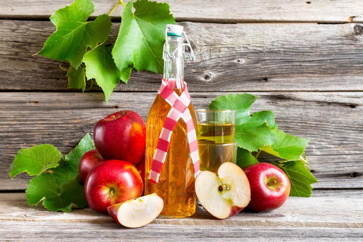 ¿El vinagre de manzana te hace orinar con frecuencia?