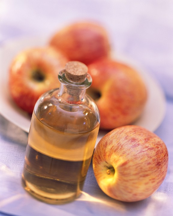 Vinagre de sidra, bueno para la salud