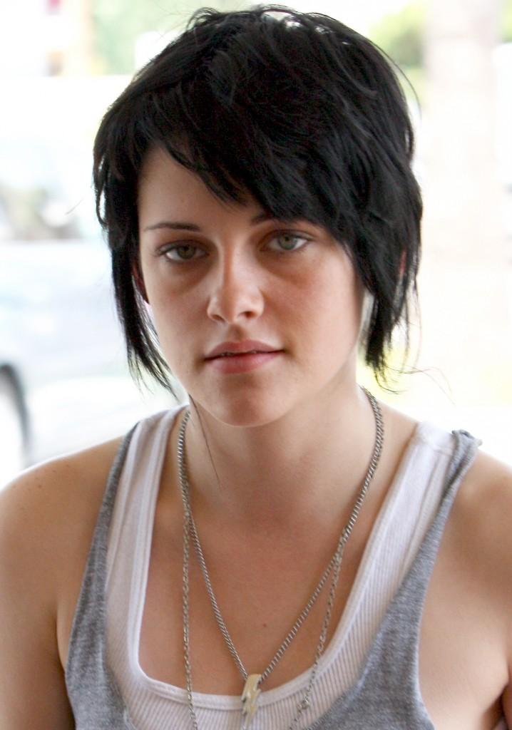 Kristen Stewart, la reina de las ojeras