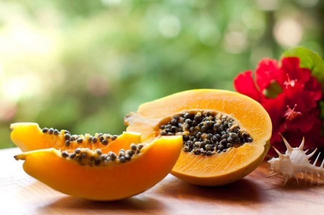 Alimentos buenos para el vientre plano