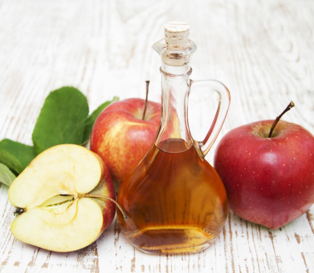 el vinagre manzana sirve para bajar de peso