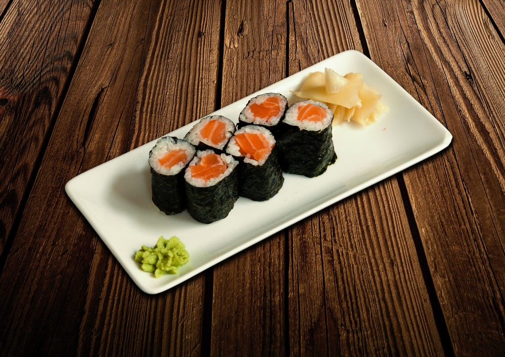 Comer sushi mejora el sexo