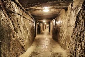 Las minas de sal de Wieliczka