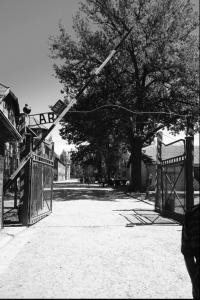 El viaje de Almudena Lapique a Auschwitz