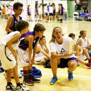 Amaya Valdemoro: Padres y deporte