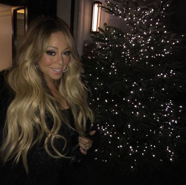 Carey vuelve por Navidad