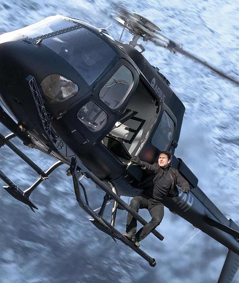 Tom Cruise se hace instagramer