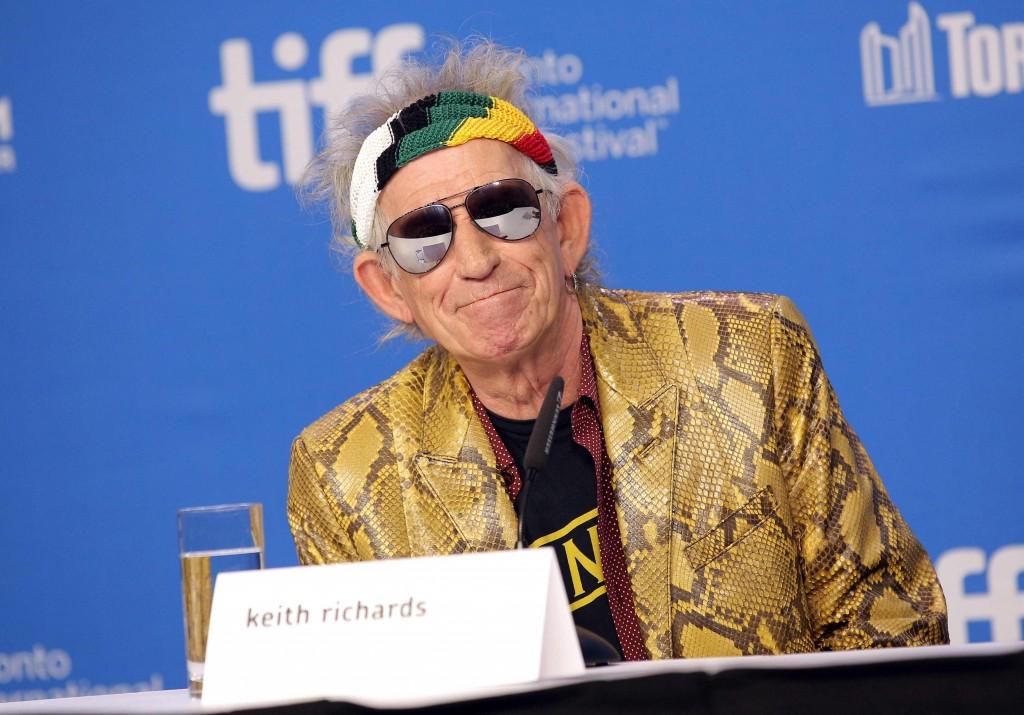 Keith Richards deja las drogas