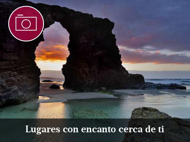 Playas, pueblos y rincones con encanto en España