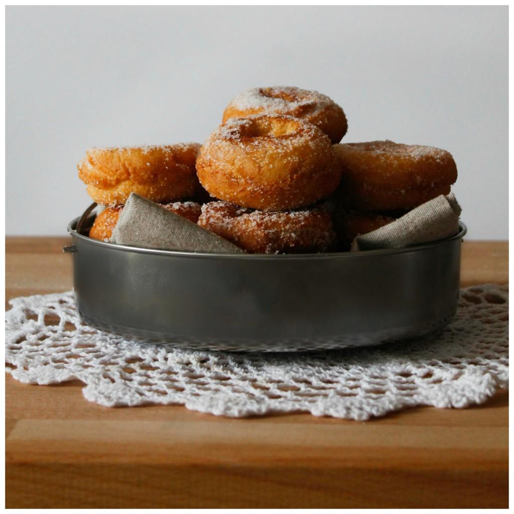 La receta de las rosquillas de anís caseras