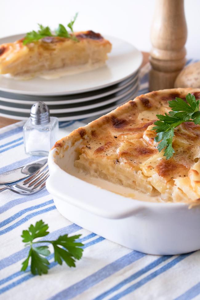 ¿Te atreves con esta receta de pastel de patata?