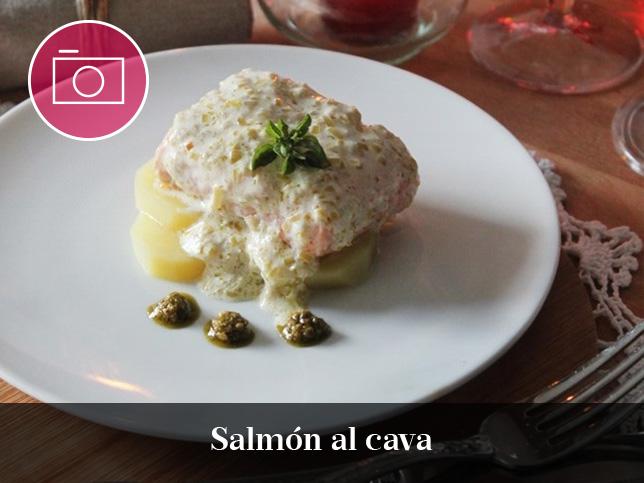 salmon-cava