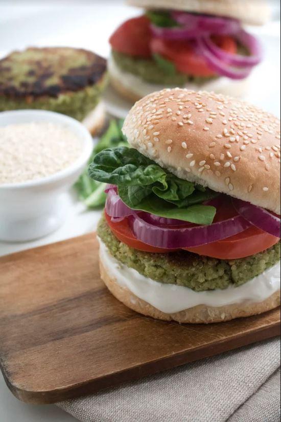 receta-hamburguesas-quinoa-espinacas3