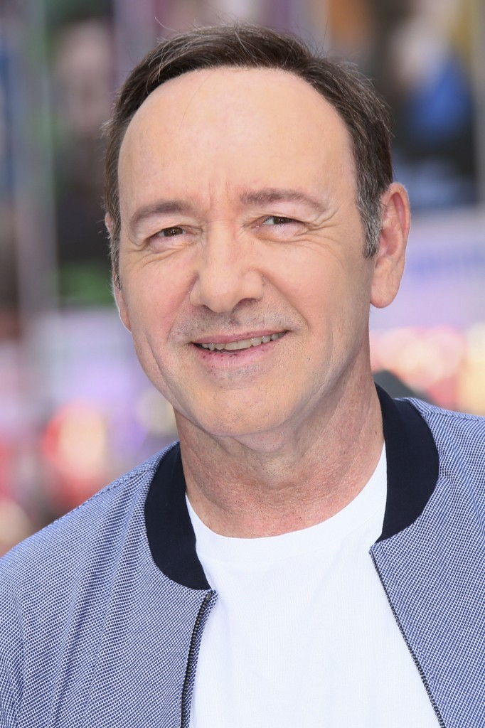 Actor Kevin Spacey at the premiere of the film 'Baby Driver' in London, Wednesday, June 21, 2017.