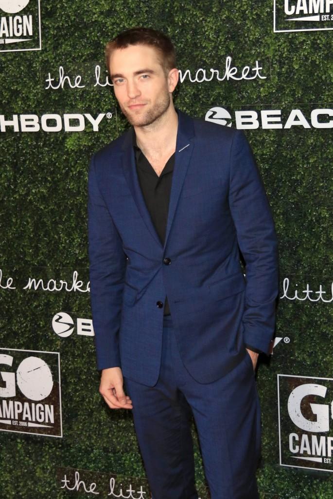 Robert Pattinson at The H17 GO Hmpaign Gala in Los Angeles, CA.