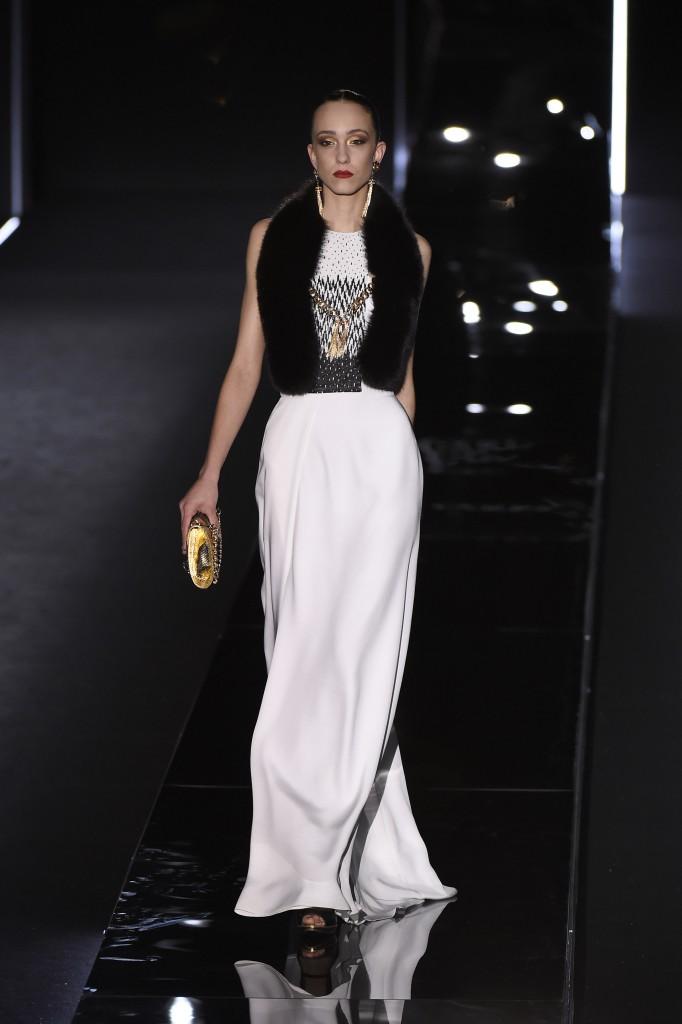 Look 'black&white' de Varela