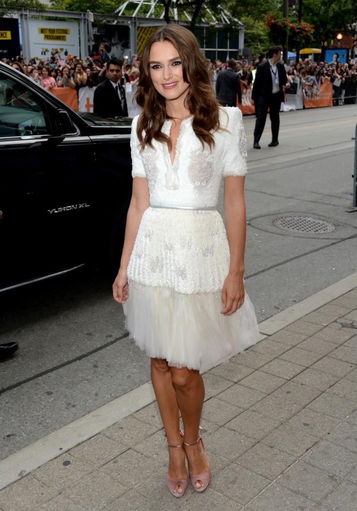 El LWD de Chanel Couture de Keira Knightley