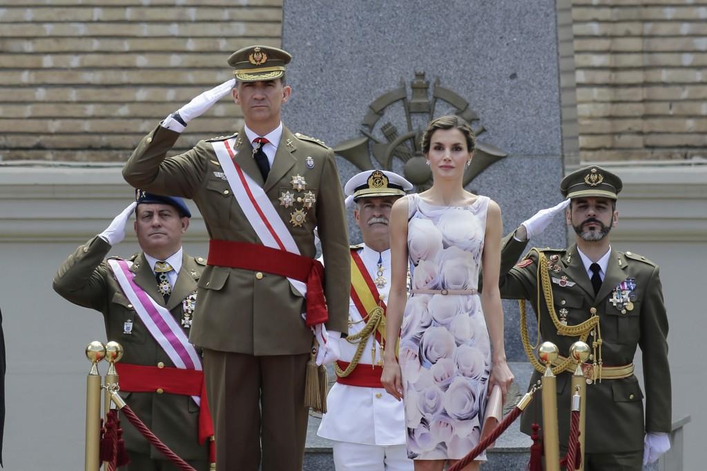 Los Reyes, en Zaragoza