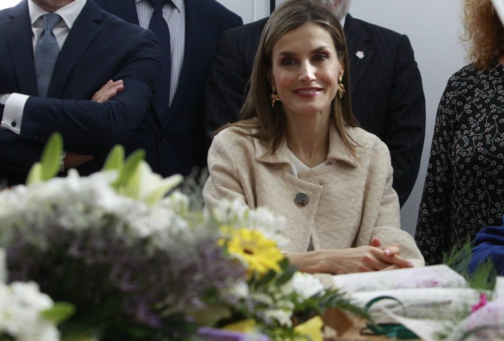 El look de Letizia