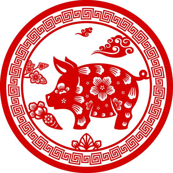 Horoscopo chino: jabalí