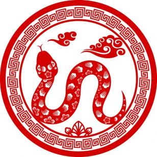 La serpiente en el horóscopo chino