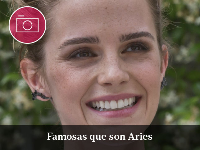 Famosas que son Aries