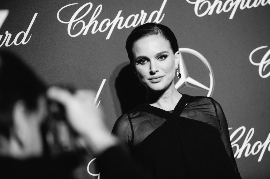 Natalie Portman, entre las famosas que son ciegas