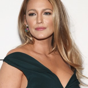 Actress Blake Lively attends Variety's Power of Women in New York