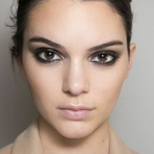 maquillaje ojos smudgy