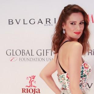 Preparada para la Global Gift Gala México 2016