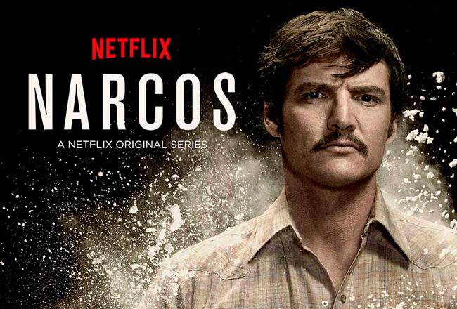 Pedro Pascal es el detective Javier Peña en 'Narcos' (Netflix)