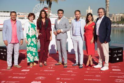 Mar Saura en el Festival de Cine de Málaga