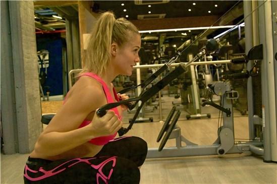 Apúntate al gimnasio este 2016 y no lo lamentarás ¡seguro! Foto: Blog Patry Fit Style/Mujerhoy.com.