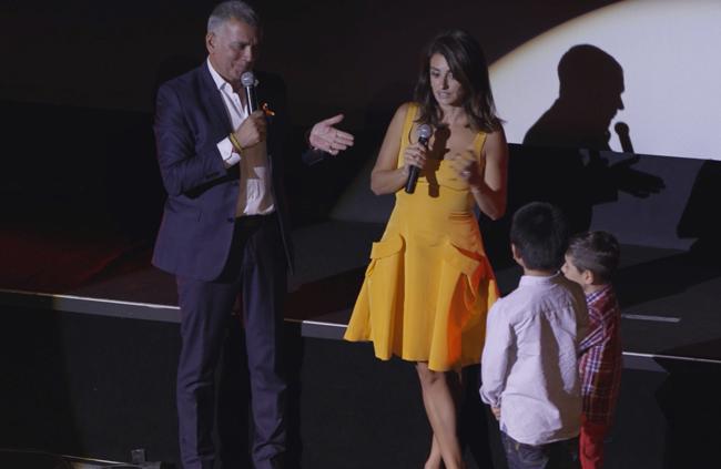 Penélope Cruz presenta su documental