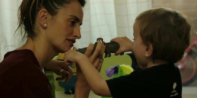Penélope Cruz, durante el documental #SoyUnoEntreCienMil
