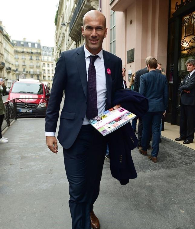 Zidane, nuevo entrenador del Real Madrid