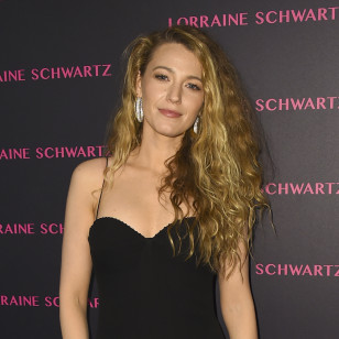Actress Blake Lively at the LorraineSchwartz EyeBangles Collection on Tuesday, March 13, 2018, in West Hollywood, Calif.