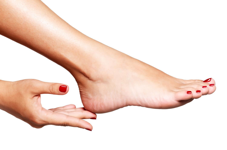 Exfoliación de pies para evitar callos y durezas
