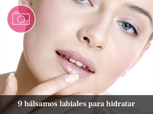 9 bálsamos hidratantes para los labios