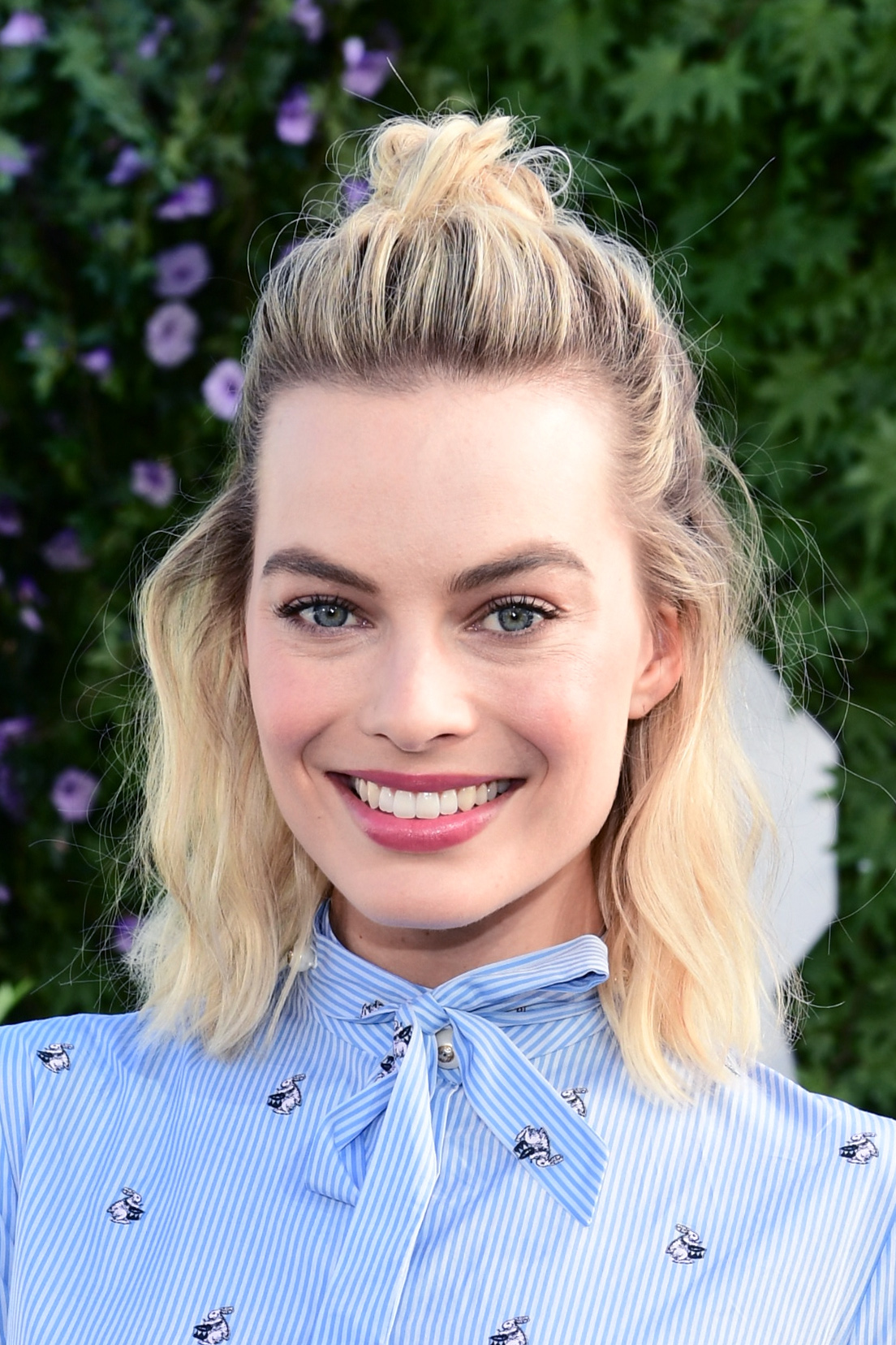WEST HOLLYWOOD, CA - FEBRUARY 02: Margot Robbie attends the photo call for Columbia Pictures' 'Peter Rabbit' at The London Hotel on February 2, 2018 in West Hollywood, California. (Photo by Emma McIntyre/Getty Images)