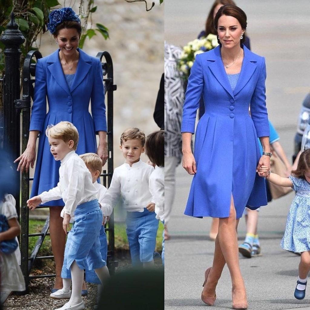 Kate Middleton Usa El Mismo Truco Que Tú Para Repetir
