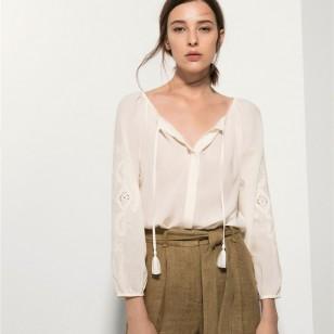 Las compras de la semana: blusa de Massimo Dutti