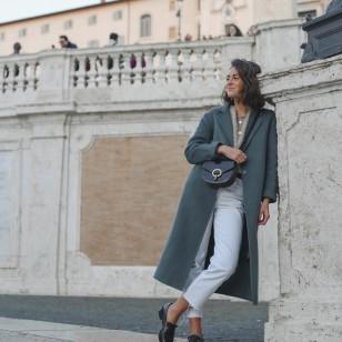 20 maneras de llevar un pantalón blanco en pleno mes de enero