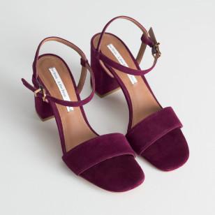 Zapatos para las bodas de primavera