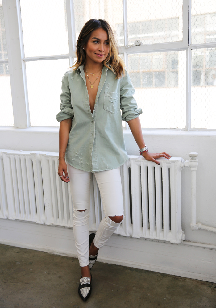 15 maneras de llevar mocasines esta primavera | mujerhoy.com