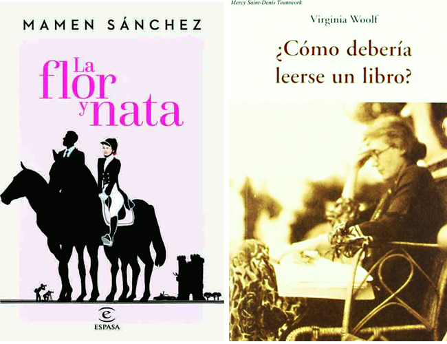 Los libros del taller de lectura de Mara Malibran