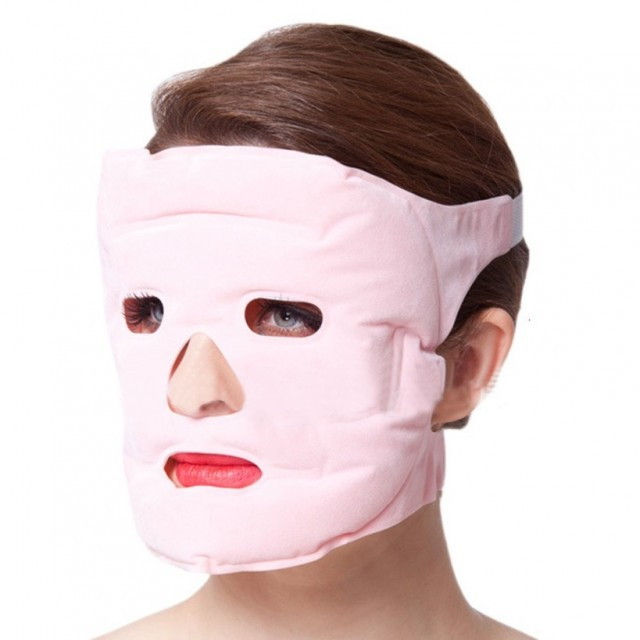 Máscara de hidrogel