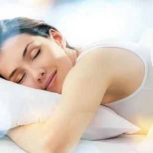 Chica almohada