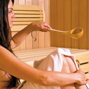 chica sauna