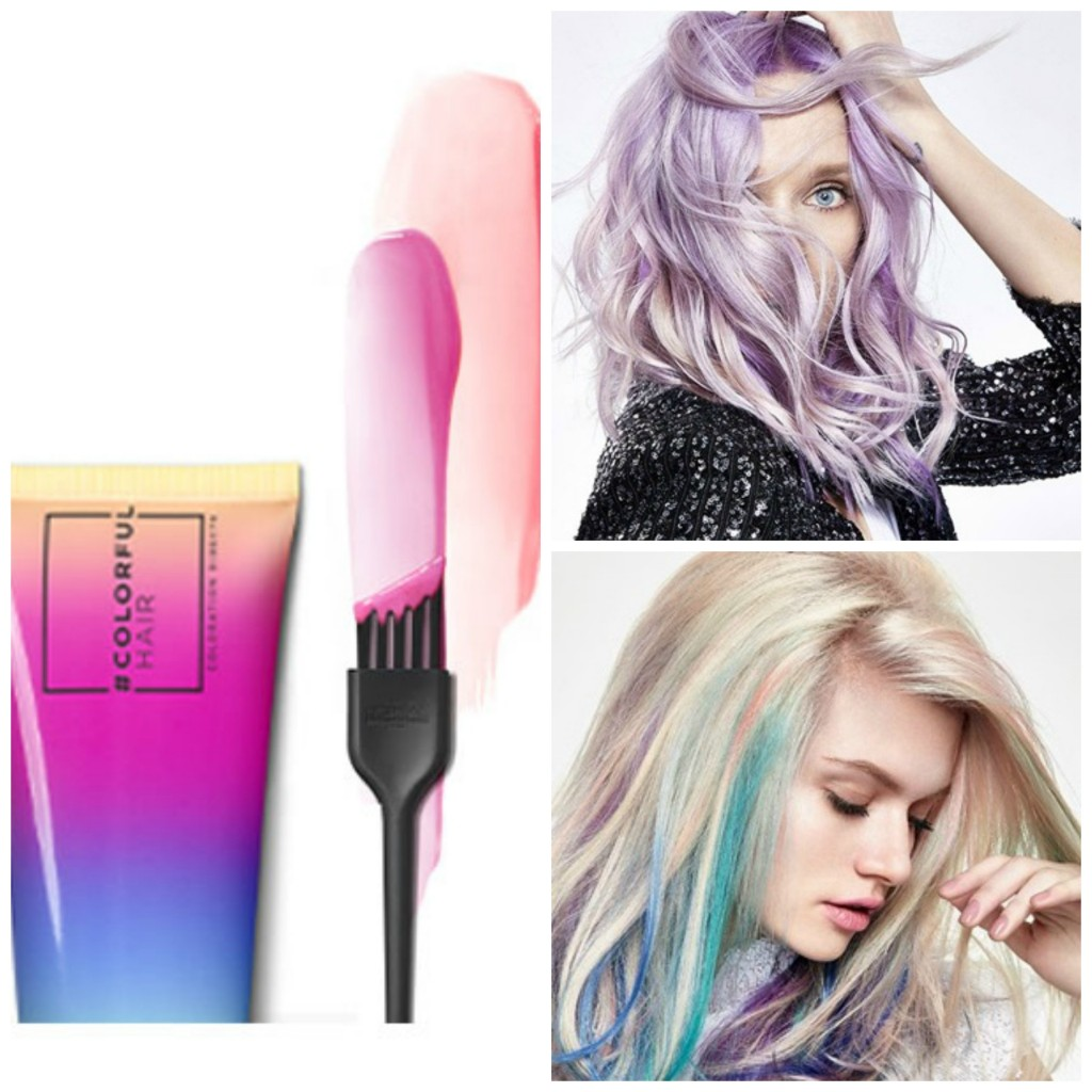 Colorfull Loreal Professionnel